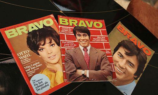 Bravo BRAVO Ausstellung im Landesmuseum Klagenfurt