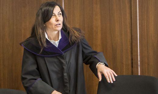 Schwierige Aufgabe für Richterin Sabine Grün