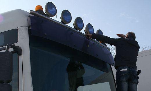 Durch Kontrollen (Sujetbild) der Polizei soll Sicherheit erhöht werden