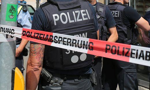 Razzia gegen islamistische Gefaehrder in Koeln