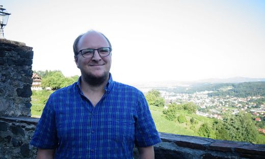 Walter Weiss kandidiert im Wahlkreis 6C für die KPÖ