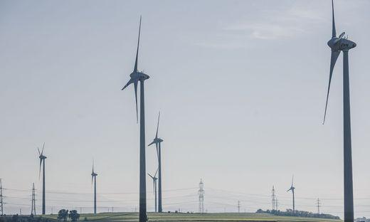 Der Ausbau von Windkraft sorgt für eine Reduktion der Treibhausgase