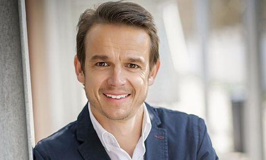 Bezirksstellenleiter Markus Polka