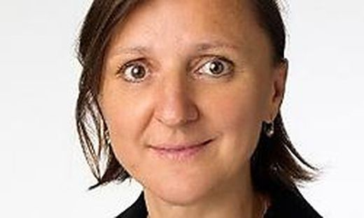 Studiengangsleiterin Anna Schober-de Graaf