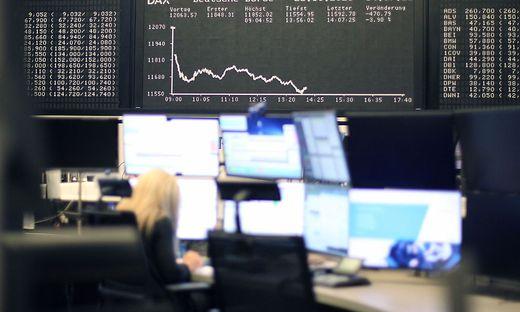 Auf und Ab an den Börsen solange das Wahlergebnis nicht feststeht