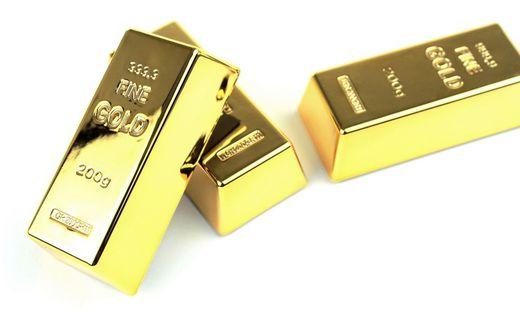 Aus einem Tresor stahlen die Täter Goldbarren, Goldmünzen und Schmuck im Wert von mehreren zehntausend Euro