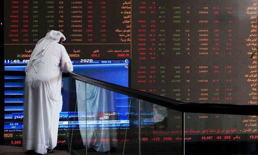 Die Ölpreise befinden sich auf Talfahrt