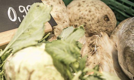 Gemüse, Obst und mehr kommt in Feldkirchen künftig im Sozialkisterl