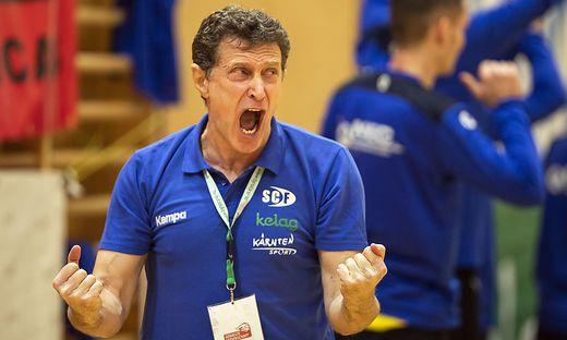 Ferlach-Coach Sinisa Markota ist ein absoluter Perfektionist