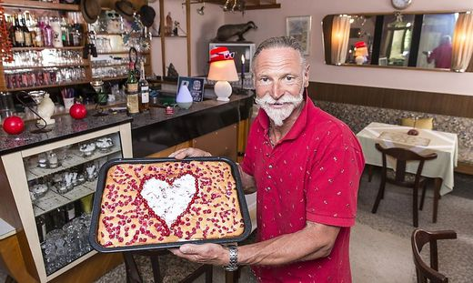 Siegfried Sommer will sein Herz verschenken.