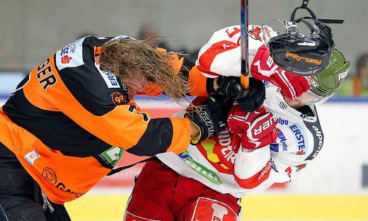ICE HOCKEY - EBEL, 99ers vs Bozen