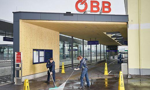 ÖBB-Reinigung-Mattersburg