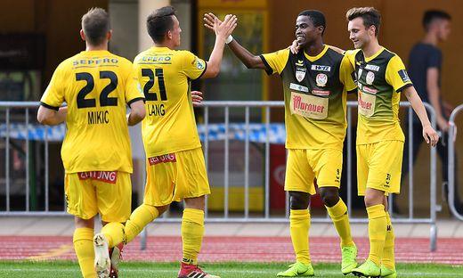 Der KSV spielt in Tirol um den Aufstieg im Cup