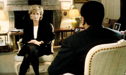 1995: Das Interview von Lady Diana mit Martin Bashir
