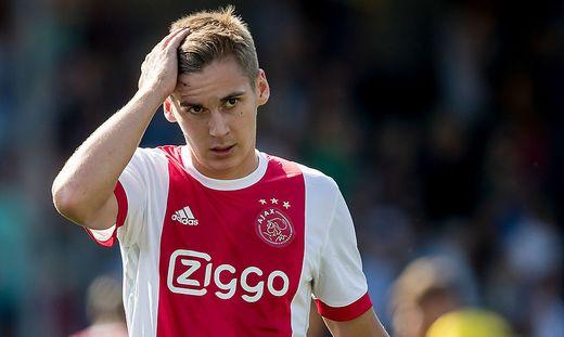 SOCCER - Eredivisie, Venlo vs Ajax