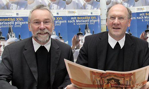 Als Kärntner Bischof hat Alois Schwarz Josef Marketz zum Caritas-Direktor ernannt.