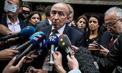 Gérard Collomb, Bürgermeister von Lyon und ehemaliger Innenminister Frankreichs