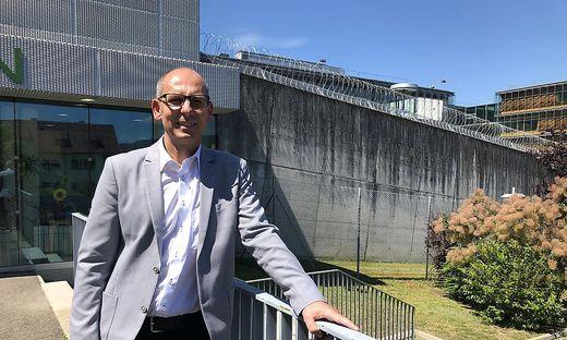 Justizanstalt Leoben neuer Leiter Hubert Peszl