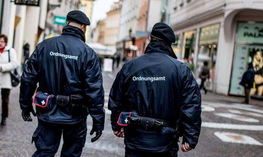 Das Ordnugnsamt Klagenfurt regt wieder auf