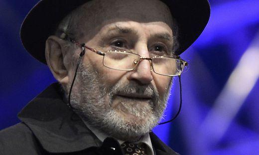 Holocaust-Überlebender Aba Lewit