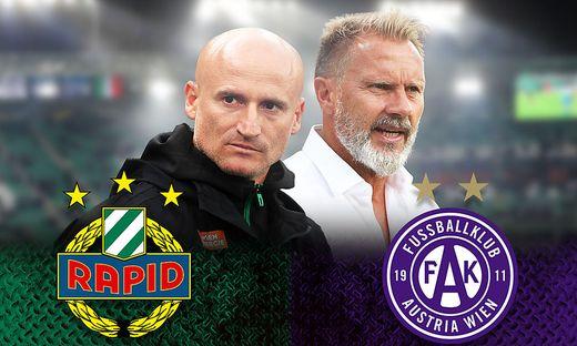 Goran Djuricin und Thorsten Fink
