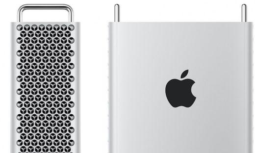 """Apples Mac Pro, liebevoll auch """"Käsereibe"""" genannt"""