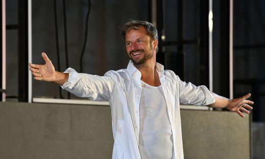 SALZBURGER FESTSPIELE 2018: SCHLUSSAPPLAUS 'JEDERMANN' / HOCHMAIR