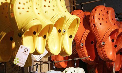 Das Aussehn der Crocs ist nicht mehr geschützt