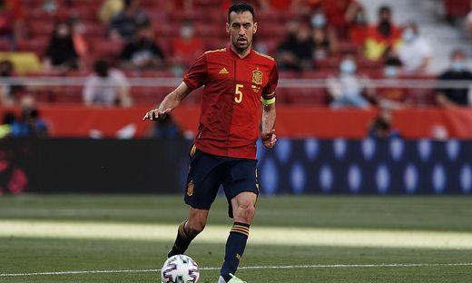Sergio Busquets wurde positiv getestet