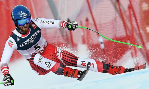 ALPINE SKI-WORLD-MEN-SWE-DOWNHILL-COMBINED