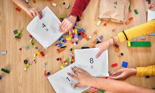 Die LEGO Gruppe investiert in Nachhaltigkeit