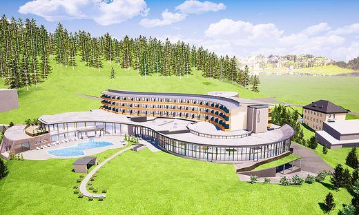 Ab September 2021 neu: Vivea-Gesundheitshotel in Bad Bleiberg