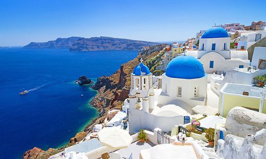 Santorin ist wunderschön, das gilt aber nicht für alle Hotels der Insel