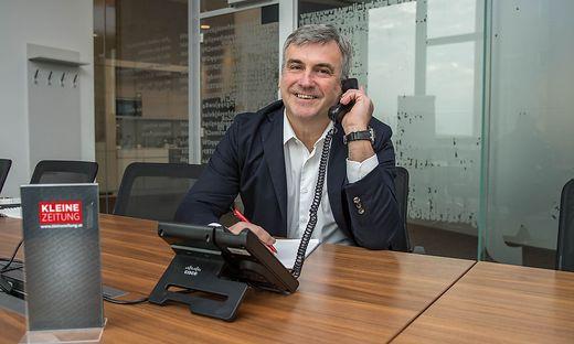 Notar Peter Wenger vom Notariat Pisk & Wenger wagt einen Blick in die Zukunft bezüglich relevanter Gesetzesänderungen