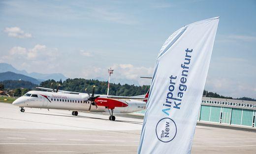 """Auch beim """"neuen"""" Airport Klagenfurt sind die Passagierzahlen weiter im Sinkflug. 2020 soll sich das ändern"""