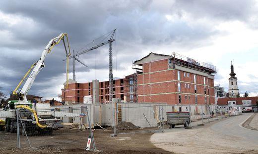 Der Zuzug beschert dem Wohnbau im Kernraum Leibnitz einen Boom