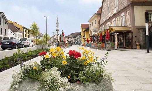 """Nach der Erneuerung der Ortsdurchfahrt wird die Kindberger Innenstadt am Donnerstag neu """"eröffnet"""""""
