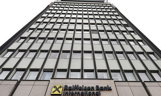Die Zentrale der RBI