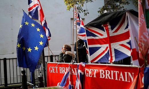 Hält der Brexit-Deal? Vieles spricht dagegen