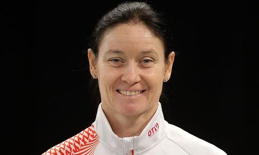 Fed-Cup-Kapitänin Marion Maruska
