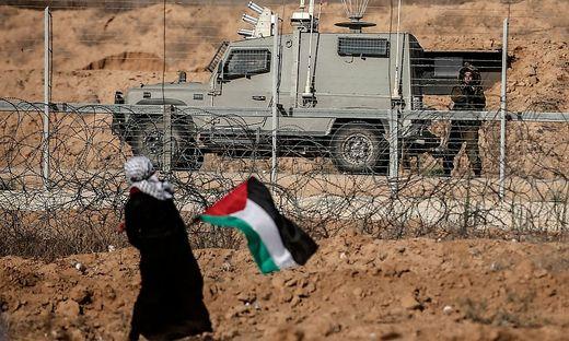 PALESTINIAN-ISRAEL-GAZA-CONFLICT-UNREST