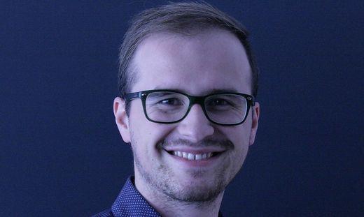 Thomas Gremsl schloss im heurigen Februar sein Doktoratsstudium ab