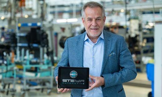"""""""Steyr Automotive"""": Die Marke von Investor Siegfried Wolf"""