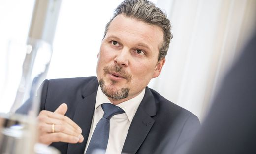 Streitgespräch For Forest -BGM Maria-Luise Mathiaschitz und VzBGM Wolfgang Germ Klagenfurt März 2019