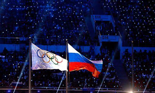 Russland Olympische Spiele 2021