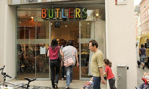 Insolvenz Butlers Sperrt In Deutschland 19 Filialen Zu