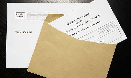Am Montagabend stand auch fest, wie viele Briefwähler sich an der Landtagswahl beteiligt hatten
