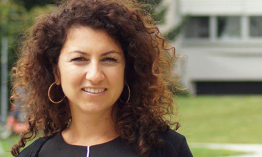 Nilüfer Aydin forscht seit 2014 an der Universität Klagenfurt