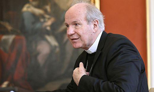 Kardinal Schönborn sieht Quantensprung