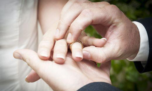 Das Heiraten erlebt seit 2015 wieder einen deutlichen Aufschwung